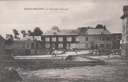 CPA 80 - GRAND-MEILLARD - Par Bernaville - Ferme - Francia
