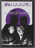 Le Train De La Mort Sherlock Holmes - Crime