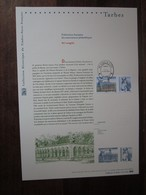 Premier Jour -collection Historique Du Timbre-poste Français - Tarbes   82 E Congrès Philatéliques (2009) - Documents De La Poste