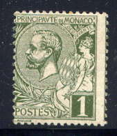 MONACO - 11* -  S.A.S. LE PRINCE ALBERT 1er - Neufs