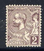 MONACO - 12* -  S.A.S. LE PRINCE ALBERT 1er - Neufs