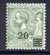 MONACO - 51* -  S.A.S. LE PRINCE ALBERT 1er - Neufs
