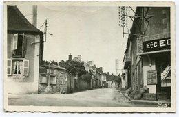CPA - Carte Postale - France - Buxières Les Mines - Rue D'Enfer (CP3351) - Andere Gemeenten