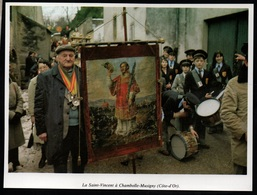 1980  --  LA SAINT VINCENT A CHAMBOLLE MUSIGNY  3P590 - Old Paper