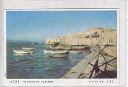 ACRE, FISHERMAN'S HARBOUR. ISRAEL.-BLEUP. - Israël