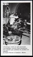 1980  --  LA SAINT VINCENT A CUMIERES   MARNE    3P598 - Old Paper