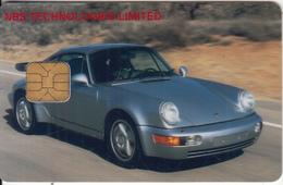UK - Porsche 911, NBS Technologies Demo Card - [ 8] Companies Issues