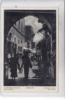 JERUSALEM.IN OLD WORLD. PUB IBRAHIM ATALLAH.-BLEUP. - Israël