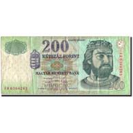 Billet, Hongrie, 200 Forint, 1998, 1998, KM:178a, TTB - Hungary