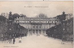 CPA N°26 Dept 54 NANCY Palais Du Gourvernement - Nancy