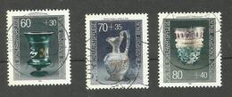 Berlin N°727 à 729 Cote 7.70 Euros - Berlin (West)
