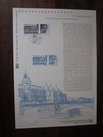 Premier Jour - Collection Historique Du Timbre-poste Français - 83e Congrès Paris Asso Philatéliques (2010) - Documentos Del Correo