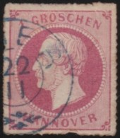 Hannover  .     Michel    .     14       .     O      .       Gebraucht - Hannover