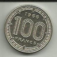 100 Francs 1966 Camarões - Cameroon