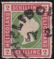 Heligoland     .   Michel    .    3        .      O        .     Gebraucht - Helgoland