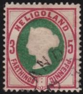 Heligoland     .   Michel    .   13        .      O        .     Gebraucht - Helgoland