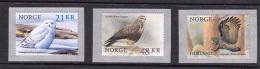 8.- NORWAY 2018 BIRDS OF PREY - Águilas & Aves De Presa