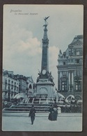The Anspach Monument Brussels, Belgium - Unused - Monuments