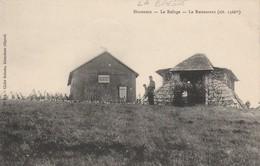 88 - LA BRESSE - Hohneck - Le Refuge - Le Restaurant - Otros Municipios