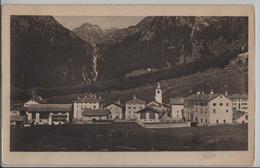 Casaccia (Bergell) Dorfpartie - GR Grisons