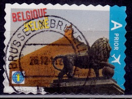 Belgium, 2011, Lion's Mound, Waterloo, Sc#2494, Used - Used Stamps