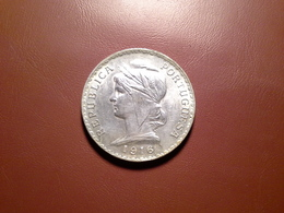 1 Escudo - Silver 1916 - Portugal