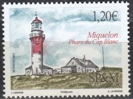 Saint-Pierre & Miquelon 2017 Phare Du Cap Blanc Neuf ** - St.Pierre Et Miquelon