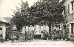 N°62331 -cpa Auxerre -institution Ste Marie- - Auxerre