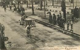 Dép 33 - Voitures - Automobile - Libourne - Course Paris Madrid - Jarrot - Henry Guillier N° 2415 - état - Libourne