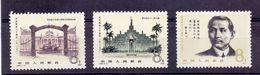 Chine N°  2469 A 2471 Neuf Sans Charniere XX MNH - 1949 - ... Repubblica Popolare