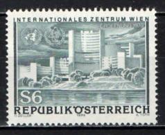 AUSTRIA - 1979 - INAUGURAZIONE DEL CENTRO INTERNAZIONALE DI VIENNA DELLE NAZIONI UNITE - MNH - 1945-.... 2nd Republic