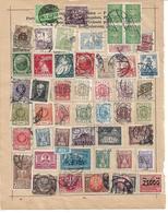 1560f: Altsammlung Auf Albumblatt: Polska - 1919-1939 Republic