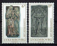 Luxemburg 1976 // Mi. 933/934 ** (023.487) - Luxembourg
