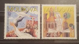 Moldova, 1997, Mi: 236/37 (MNH) - Europa-CEPT