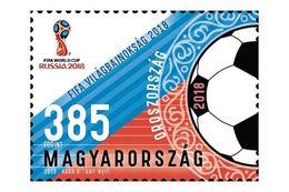 HUNGARY - 2018. FIFA / World Soccer Championship Russia / Sport / Soccer MNH!!! - Hungary