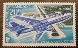 Polynésie Poste Aérienne PA 74 Neuf - Airmail