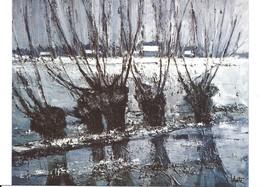 G. LAPORTE - Les Saules - Paintings