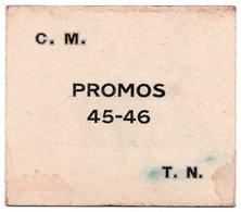 PROMOS 45-46  Aide Toi Le Ciel T' Aidera - Historical Documents