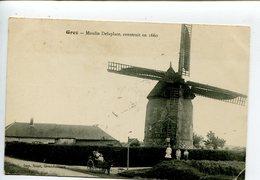 Moulin Vent GREZ - France