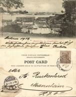 Straits Settlements, SINGAPORE, Native Stilt Houses (1902) Postcard - Singapore