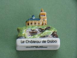 Fève - Série Pays De SARREBOURG Le Château De DABO - Ville DABO  57 Moselle - Fèves