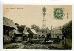 Eolienne Saint Branchs - Francia