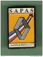 RENAULT *** SAPAS SALON DE PROVENCE *** A046 - Renault