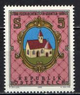 AUSTRIA - 1988 - 11° CENTENARIO DI FELDKIRCHEN - MNH - 1945-.... 2nd Republic
