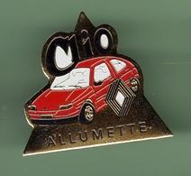 RENAULT CLIO *** ALLUMETTE *** A046 - Renault