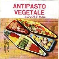 B 1845 - Etichetta, Longoni, Molteno, Como - Frutta E Verdura
