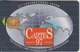 FRANCE - Cartes 97, BULL Demo Card - Altri
