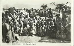 "824 "" AFRICA ORIENTALE- FANTASIE HABAB "" FOTOCART ANIM NON SPED. - Etiopia"