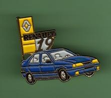 RENAULT 19 *** BLEUE N°2 *** A046 - Renault