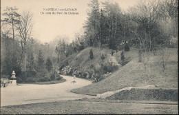 77 -- Nanteau - Sur - Lunain -- Un Coin Du Parc Du Chateau - France